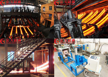 380V CCM Continuous Casting Machine , Horizontal Continuous Casting Machine